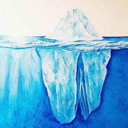 Lost Iceberg