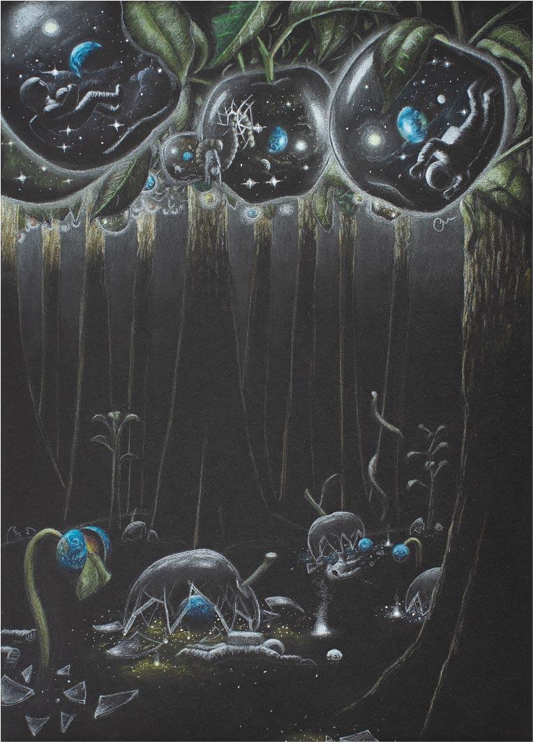 Harlequin Forest