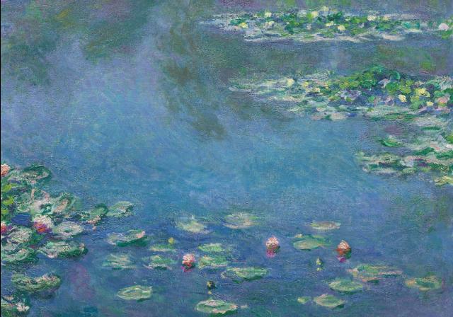 Işığın ve Rengin Peşindeki Monet | Yazan Zeynep Dikmen