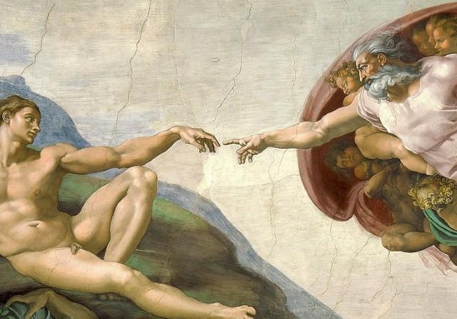 Michelangelo'nun İnsanları | Yazan Zeynep Dikmen