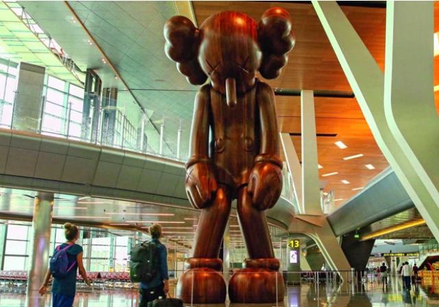 Sanata Değer Veren Havalimanları | Yazan Fulden Karayel