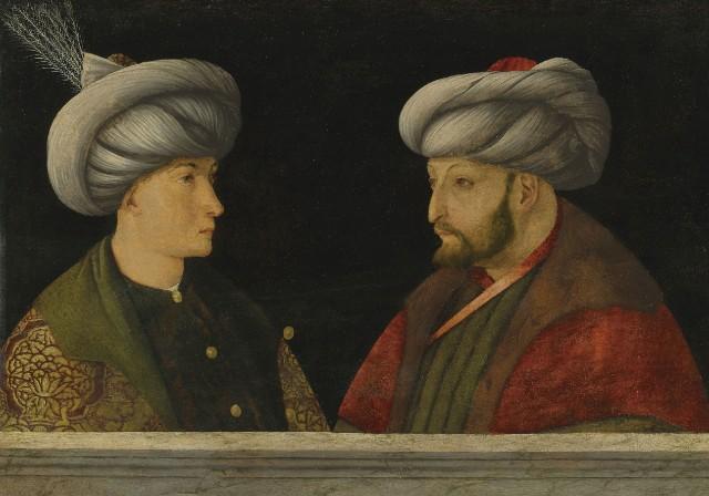 Fatih ve Bellini: Bir Portrenin Hikayesi | Yazan Zeynep Dikmen