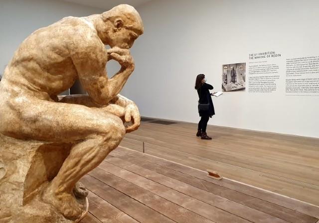Modern Heykel Sanatının Öncüsü Auguste Rodin Tate Modern'de | Yazan Nurdan Ateş