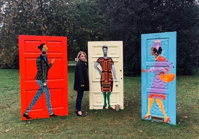 Korona Günlerinde Londra Frieze Sculpture Park'ta Sanat | Yazan Nurdan Ateş