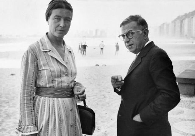 Özgür Aşk: Jean Paul Sartre ve Simone De Beauvoir | Yazan Yasemen Çavuşoğlu