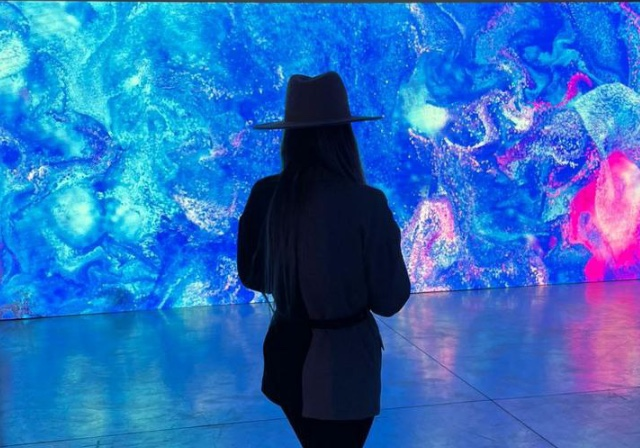 Veri Sanatıyla Üç Boyutlu Deneyim Yaşamaya Ne Dersiniz? | Yazan Fulden Karayel
