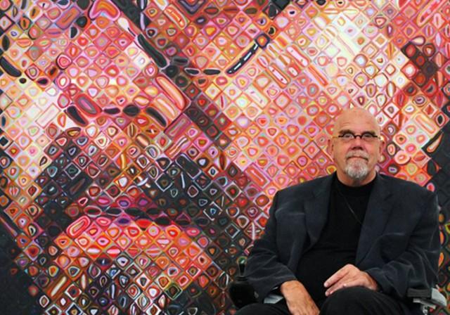 Bir Hiperrealisti Kaybettik: Chuck Close Artık Müzelerde Yaşayacak | Yazan Seylan Kandak