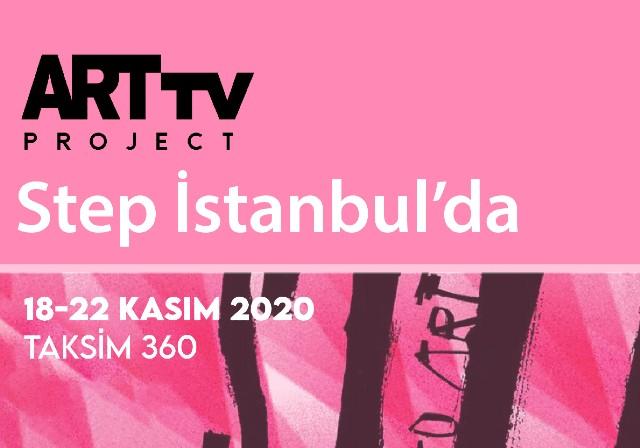 ARTtv Project Step İstanbul'da!