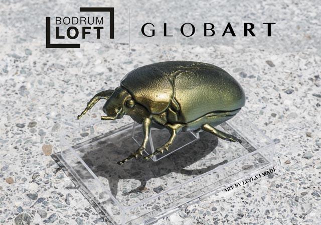 Bodrum'da En Yeni Sanat Olayı:  Bodrum Loft X GLOBART | Yazan Fulden Karayel