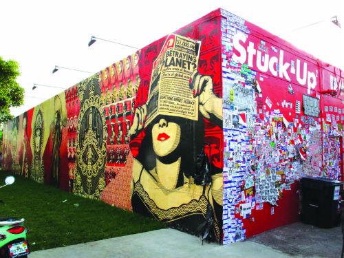 Wynwood Miami de Sanat ve Hayat: Yazan  Enci Velidedeoğlu