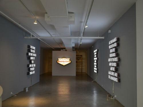 New York Chelsea'de Gururumuz Galeri C24 Yazan:Enci Velidedeoğlu
