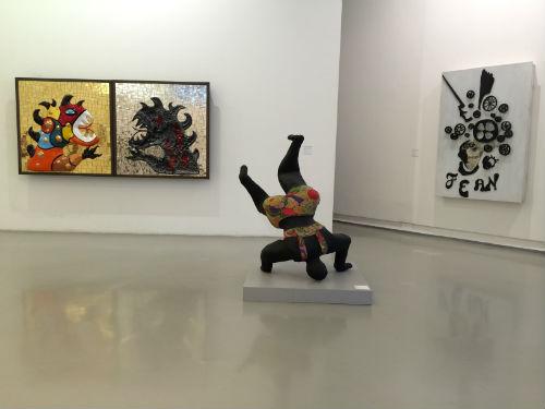 Nice'te yer alan MAMAC Müzesi'nden seçkiler  - Yazan Yasemin Vargı