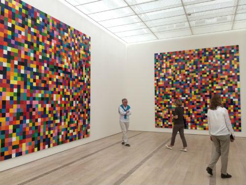 Gerhard Richter Beyeler Foundation'da - Yazan Yasemin Vargı