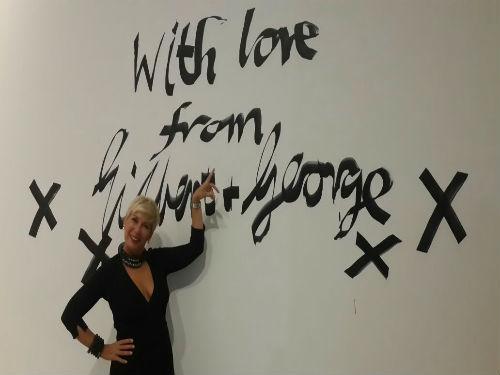 Paris, Gilbert & George'u ağırlıyor – Yazan Leyla Alaton