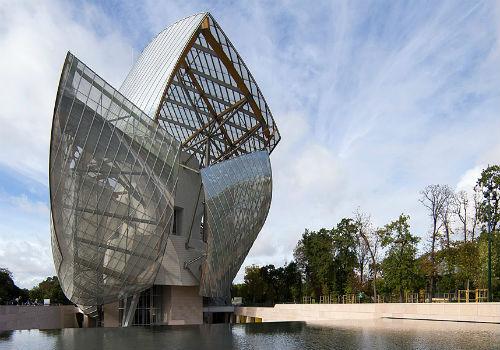 Mimari Şaheseri Louis Vuitton Vakfı Müzesi | Yazan Leyla Alaton