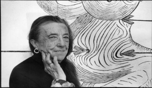 Lousie Bourgeois Picasso Müzesi'nde | Yazan Gönül Özgürel