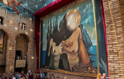 Dali Theatre Museum'da Büyülü Bir Tur | Yazan Gönül Özgürel
