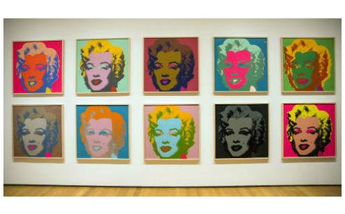 Andy Warhol MoMA'da   Yazan Gönül Özgürel