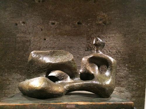 Henry Moore, 20 yıl sonra tekrar Roma'da | Yazan Pelin Okvuran