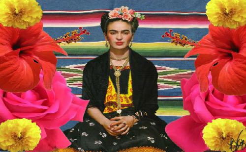 Frida Kahlo ile Aşk, Acı ve Modern Dans  | Yazan Pelin Okvuran