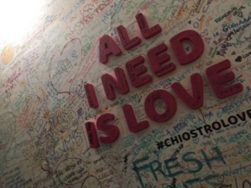 Roma'da 'Sevgi' Sergisi | Yazan Yasemin Vargı