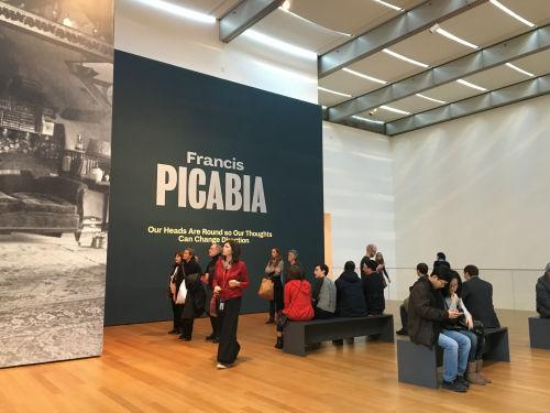MOMA'da Francis Picabia Sergisi | Yazan Yasemin Vargı