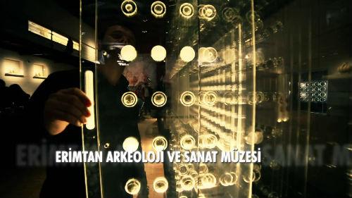Ankara'da deniz yok ama Erimtan Arkeoloji ve Sanat Müzesi Var | Yazan Pelin Okvuran