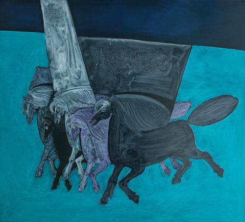 Uygarlıkları Sırtlayan Yaratı: At Nağme | Yazan Sinan Eren Erk