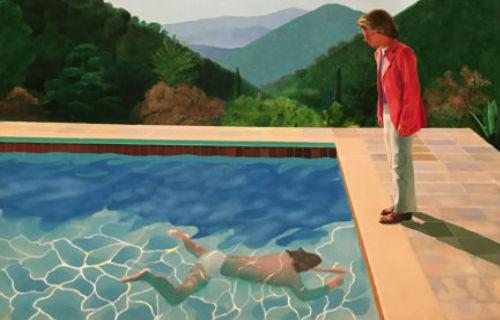 David Hockney Çekici ve Eğlenceli | Yazan Ayca Güney