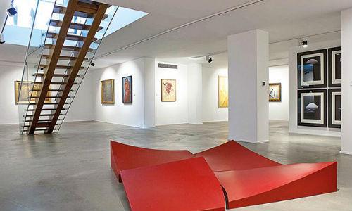 Müze Evliyagil, Ankara'nın İlk ve Tek Çağdaş Sanat Müzesi | Yazan Pelin Okvuran