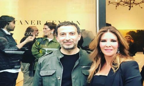 Taner Ceylan 3. Kez Paul Kasmin Gallery'de! | Yazan Berrin Saran