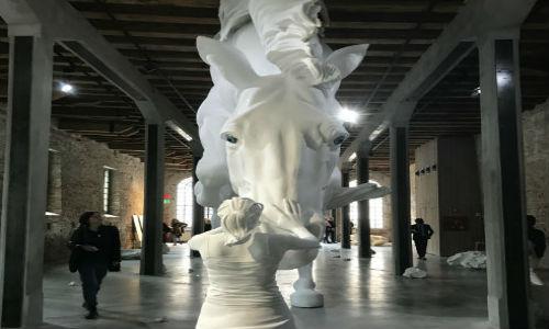 Viva Arte Viva / Yaşa Sanat Yaşa | Yazı Döne Otyam