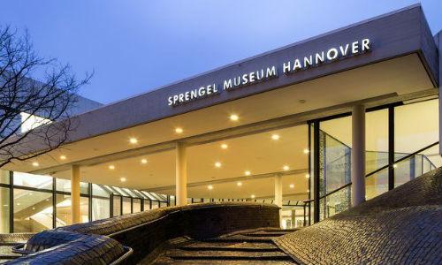 Çikolatadan Sanata, Sprengel Müzesi | Yazan Sevgi Yıldırım