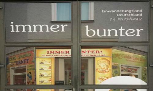 Almanya'nın Göç Tarihine Işık Tutan Sergi, Immer Bunter | Yazan Sevgi Yıldırım