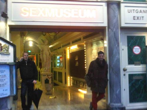 Amsterdam'da Sanat ve Erotizm
