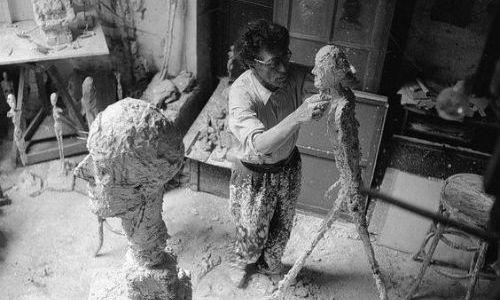 Giacometti'nin Yaşam Serüveni | Yazan Ayca Güney