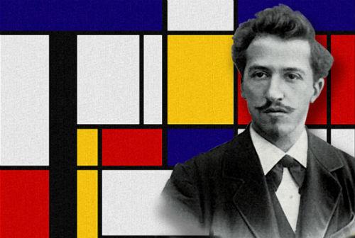 Hollandalı Ressam Piet Mondrian'ı Anıyoruz | ARTtvNews