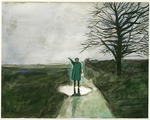 Almanya'nın Asi Sanatçısı Anselm Kiefer, New York Met Breuer Müzesi'nde | Yazan Selen Sarıoğlu