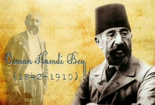 Müzeci, Arkeolog ve Ressam Osman Hamdi Bey'i Vefatının 108. Yılında Anıyoruz | ARTtvNews