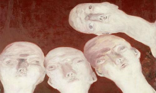 Baselitz'in Başaşağı Duran Figürleri Beyeler Müzesi'nde | Yazan Selen Sarıoğlu