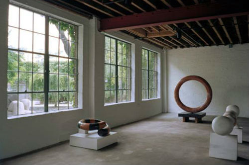 Sadeliğin Görkemi Isamu Noguchi Müzesi | Yazan İnci Aksoy