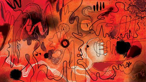 Üstün Yetenekli Zeynep Güngör'den Görselleştirilmiş Müzik | ARTtvNews