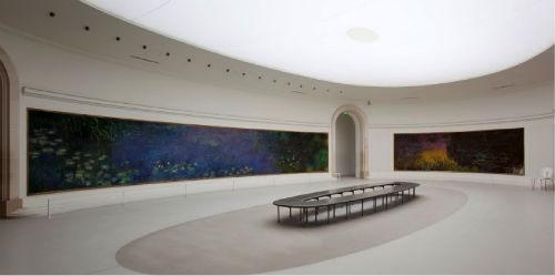 Monet'den, Musée de l'Orangerie'de Sanat ve Huzur Birlikteliği | Yazan Ece Melis Döven