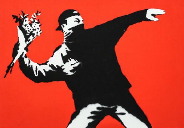 Banksy'nin Görsel Protestosu, Milano MUDEC'te | Yazan Ece Melis Döven