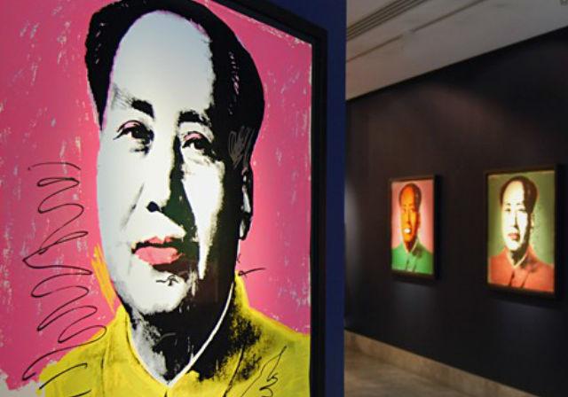 Andy Warhol, Halcyon Galeri'de | Yazan Nurdan Ateş