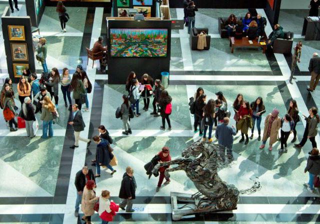 Art Ankara 5. Kez Sanatseverlerle Buluşuyor | ARTtvNews