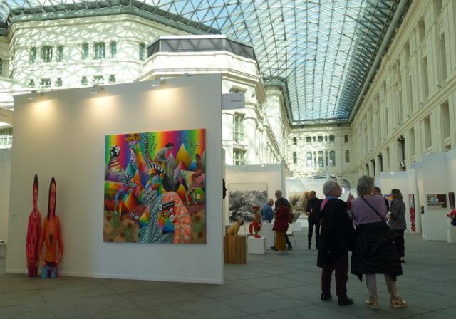 14. Madrid Çağdaş Sanat Fuarı: ART MADRID'19 | Yazan Ece Melis Döven