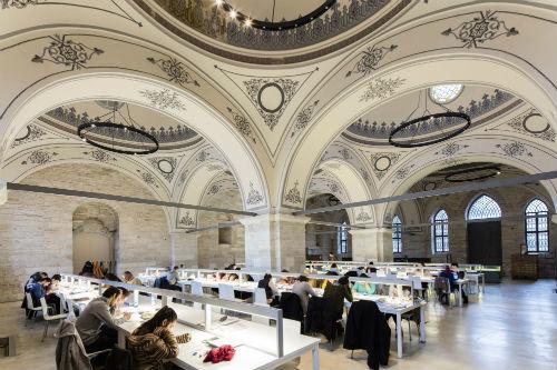 Beyazıt Devlet Kütüphanesi, Dünyanın En Modern 10 Kütüphanesi Arasına Seçildi   ARTtvNews