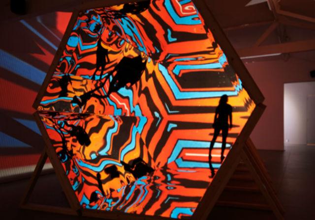 Saatchi Galeri'de Kaleidoscope | Yazan Nurdan Ateş