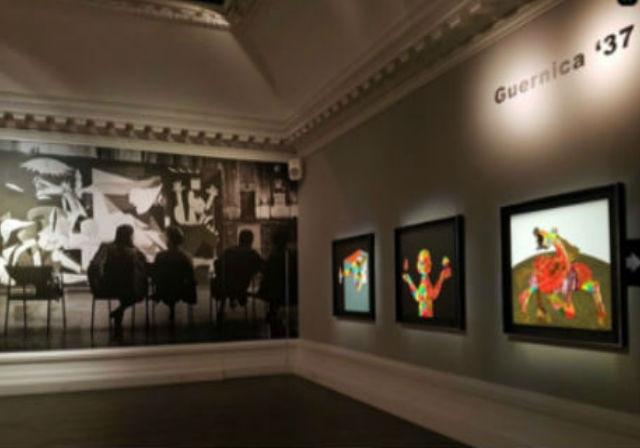 Pablo Picasso ve Pedro Paricio, Halcyon Galeri'de | Yazan Nurdan Ateş